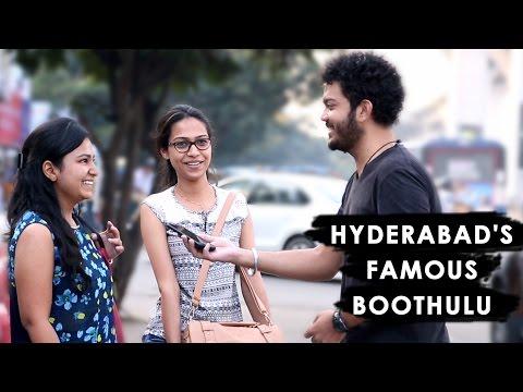 Hyderabad's Famous Boothulu || Namaste yo