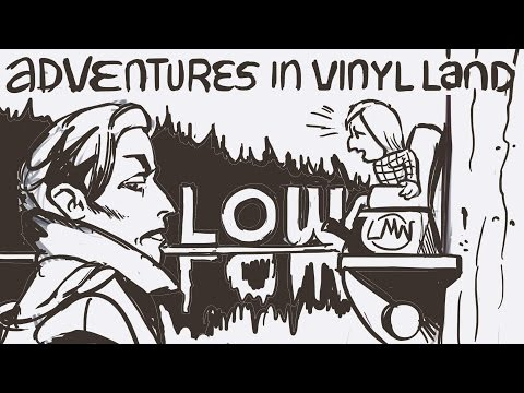 Adventures In Vinyl Land Episode 10 -  Low by David Bowie