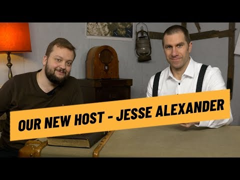 WTF is Jesse? Introducing the new Great War Host