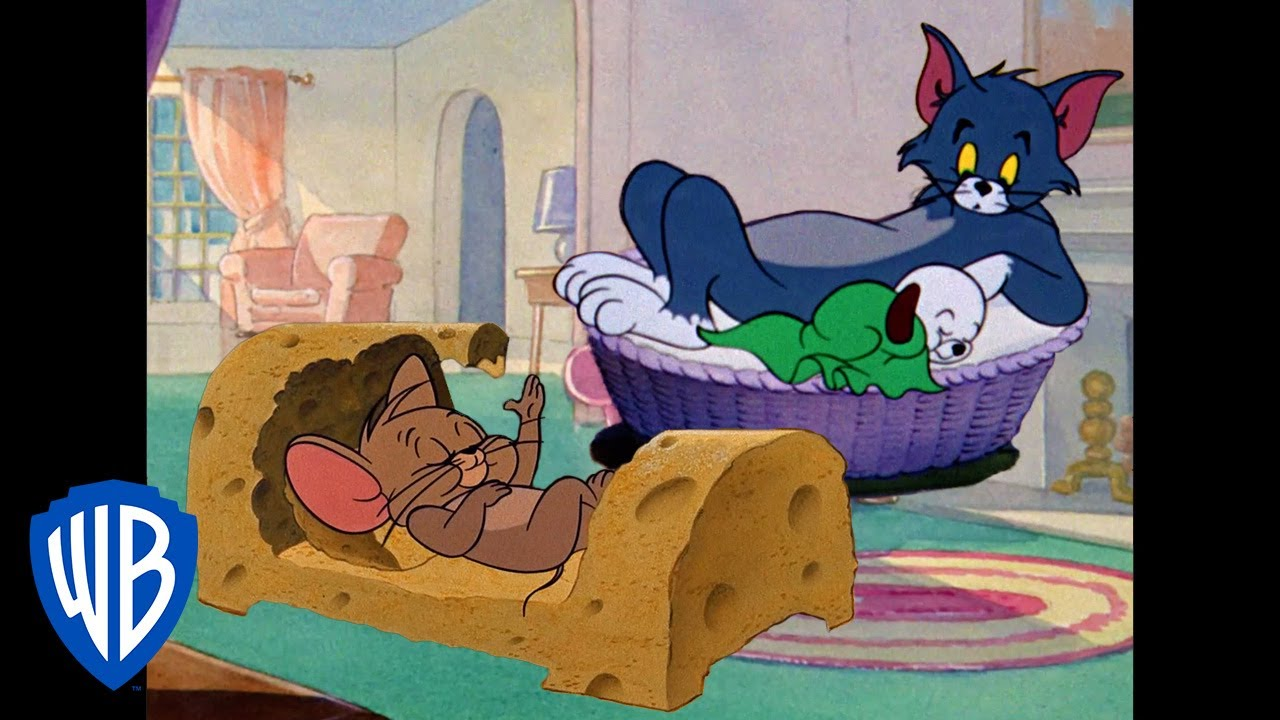 Tom & Jerry | Cozy Vibes Only! | Classic Cartoon Compilation | WB Kids