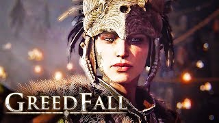 GreedFall - Official Cinematic Launch Trailer