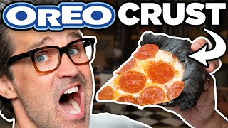 Crazy Oreo Combos Taste Test