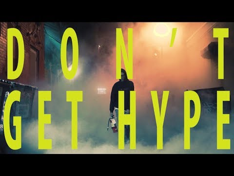 Ant Beale - Don't Get Hype (Official Video)