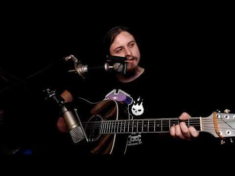 Вечная любовь – Агата Кристи, авторская кавер версия песни на гитаре
