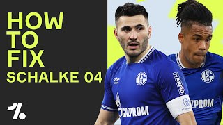 Schalke 04 vor Neuṡtart in Liga 2! HOW TO FIX S04
