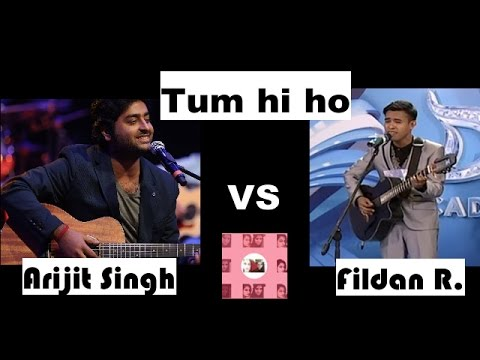 Fildan Rahayu - Tum Hi Ho cover Reaction