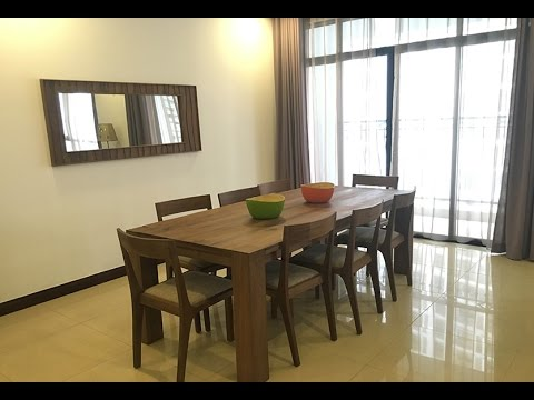 Royal City Hanoi 3 bedrooms apartment, furnished, pool - VietlongHousing.com