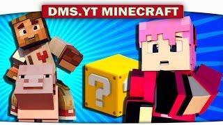 ч.02 Ниф-Ниф и Наф-Наф - Minecraft Lucky HG DMS