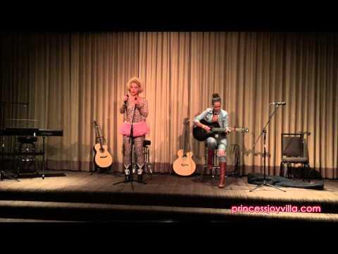 Joy Villa VLOG: TAXI Live Performance in Los Angeles!