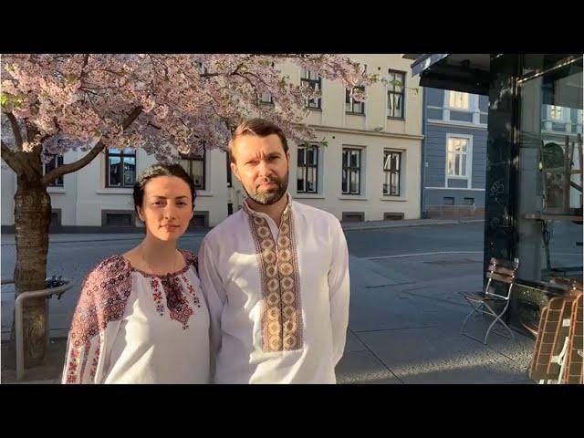Великоднє відеовітання для захисників на Сході України