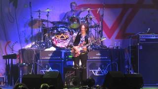 Steve Vai - Weeping China Doll live
