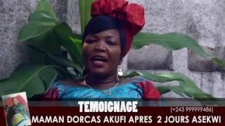 temoignage maman tabita dorcas akufi et apres 2 jours asekwi