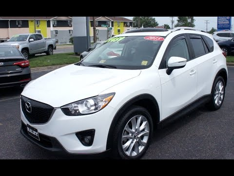 2015 Mazda CX-5 Grand Touring Walkaround, Start up, Tour and Overview