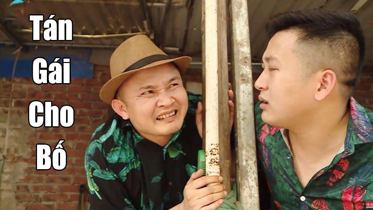 Tán Gái Cho Bố | Phim Hài Mới Nhất 2018 – Phim Hài Hay Cười Vỡ Bụng 2018