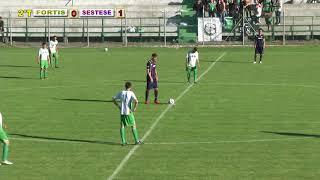 Eccellenza Girone B Fortis Juventus-Sestese 2-2
