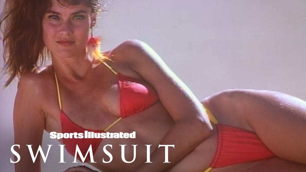 Angie Everhart Playboy sports illustrated's 50 greatest swimsuit models (20-11
