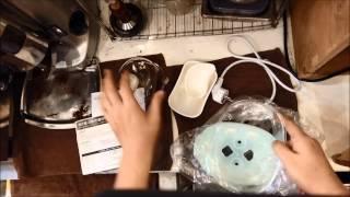 [제품 개봉기 동영상] 위즈웰 에그스팀 WSE-312P…