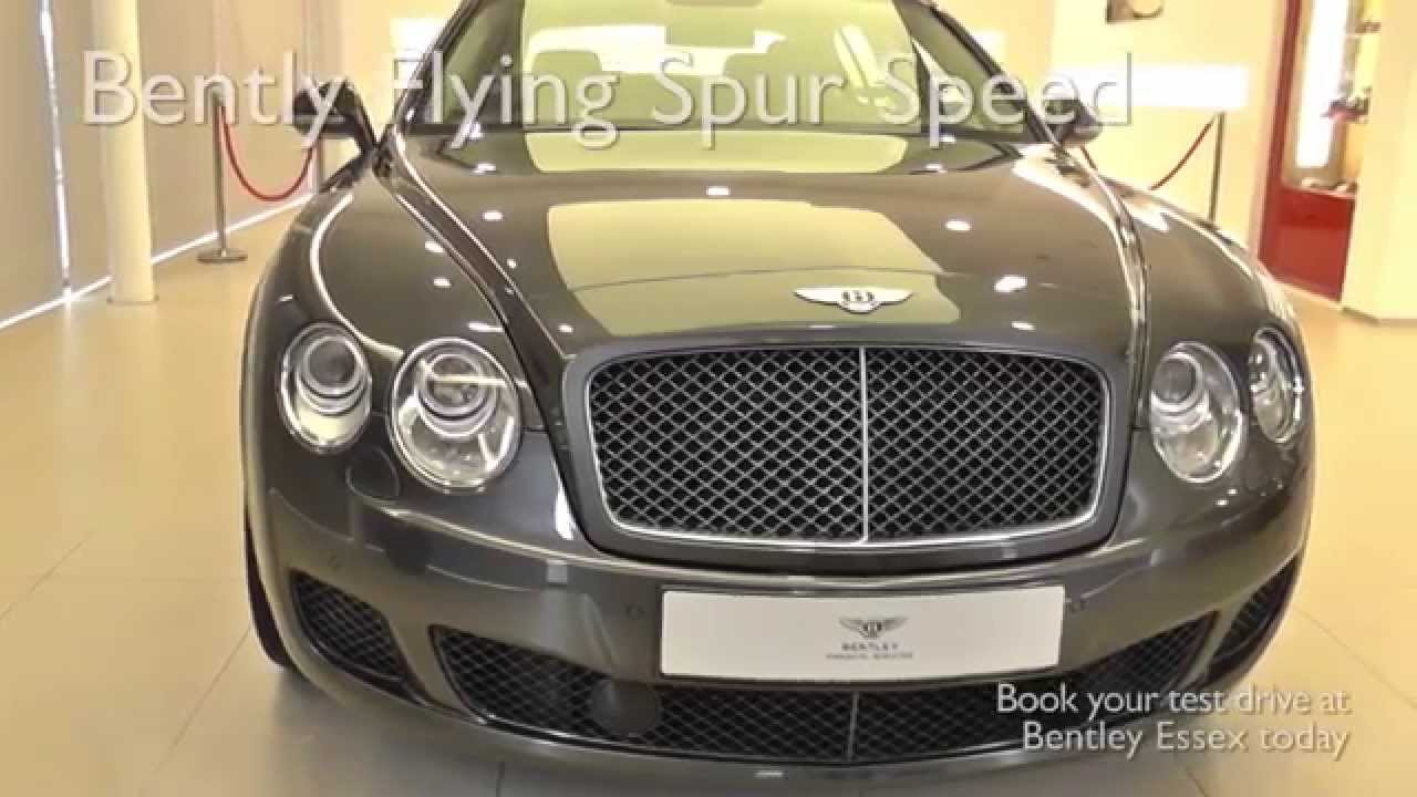 Jardine motors group bentley flying spur speed bentley for Jardine motors