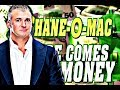 SHANE MCMAHON entrance theme.(HERE COMES THE MONEY ).