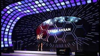 CEREN AKSAN - Futbolun Süperleri Ödül Töreni 2018