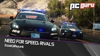 Need for Speed: Rivals - Ezzel játszunk / pcguru.hu