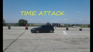 Time Attack Конкурс мокрых маек Байкеры Джипперы Квадроциклы ! Мариуполь Автослалом 2017