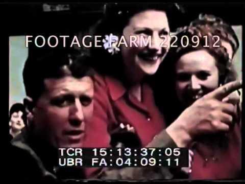 1944 Paris Liberation 220912-02 | Footage Farm