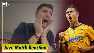 Losing our minds when Juventus beat Tottenham in the Champions League (Match Reaction)