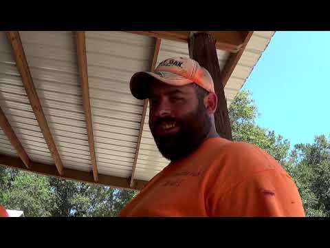 SC Deer Dog Drives 2017! Blackville Hunt Club! 9-16