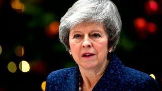 Theresa May survives no-confidence vote thumbnail