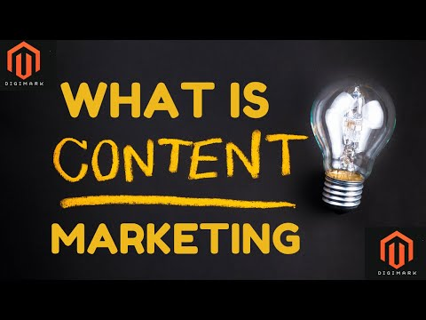 What is Content Marketing | Content Marketing Strategies