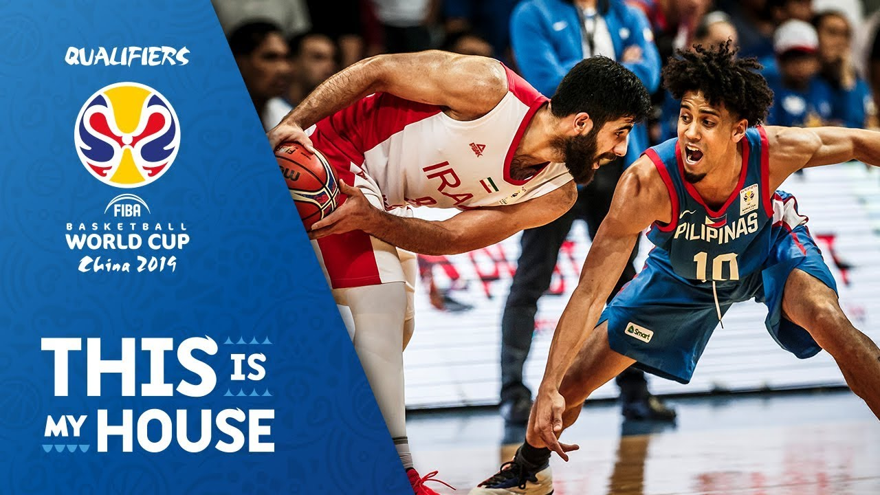 Download Philippines v Iran - Full Game - FIBA Basketball World Cup 2019 - Asian Qualifiers