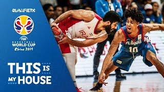 Philippines v Iran - Full Game - FIBA Basketball World Cup 2019 - Asian Qualifiers