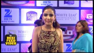 Tashan E Ishq - Jasmin Bhasin aka Twinkle at Gold Awards 2016