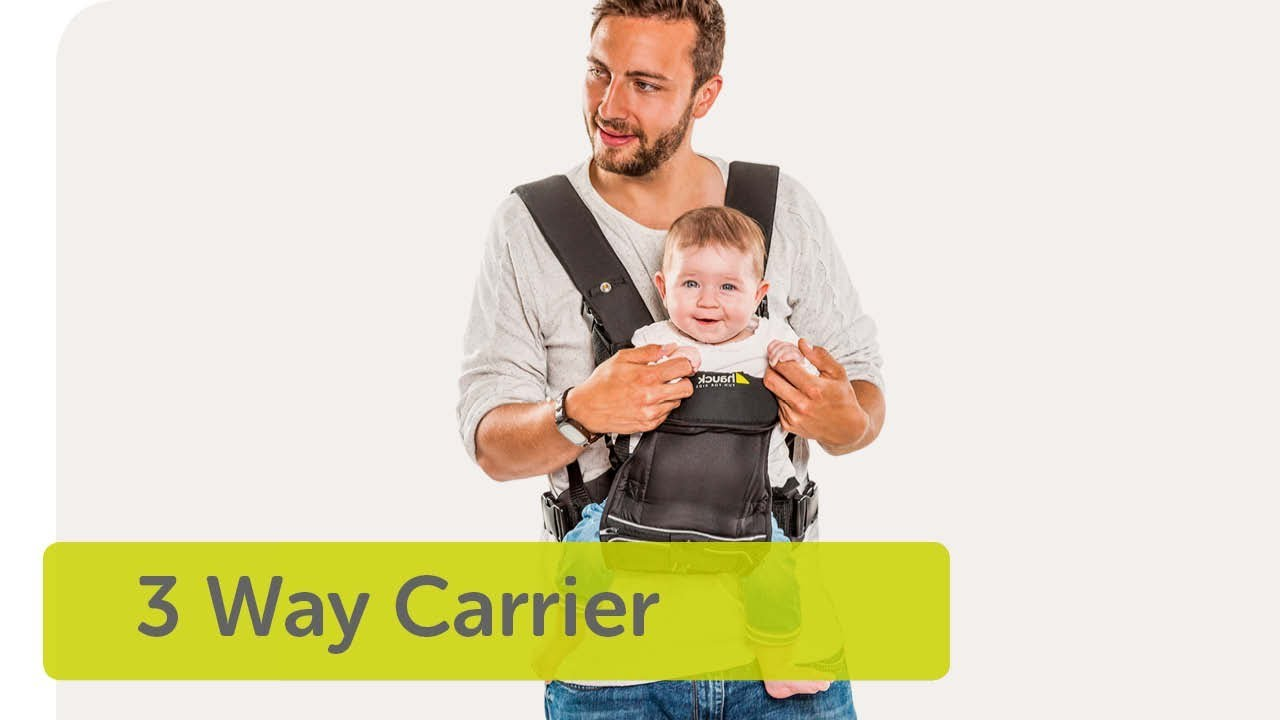Hauck 2 Way Baby Carrier