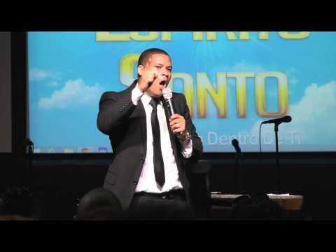 Israel Jimenez- Espiritu Santo Un guerrero dentro de ti