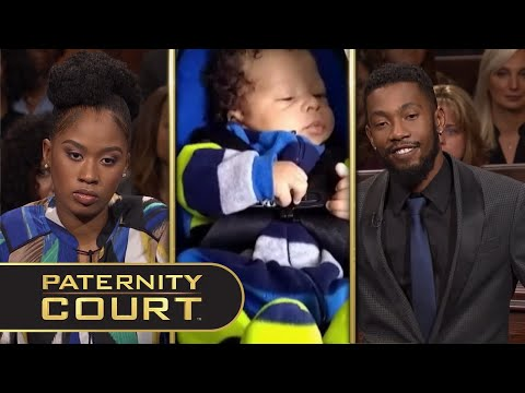 Man Claims Woman Was Thirsty for Him (Full Episode) | Paternity Court