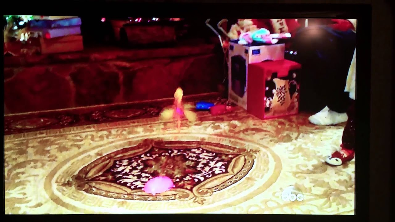 AFV: Little girls new Christmas toy flys into fire - YouTube