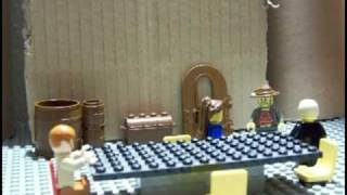Oedipus: King of Thebes (Lego)