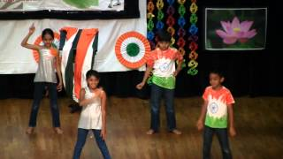 Chanda Suraj - Independence Day Dance & Sanjay