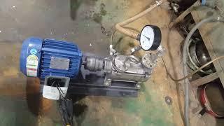 Vacuum Pump 3HP (3마력 소형 수봉식 진공…
