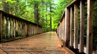 Help with Life Transitions Guided Meditation by Kerie Logan at Empowered Within