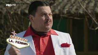 Las Fierbinți: Bobiță se însoară cu o fată cu mustața mai mare decât a lui