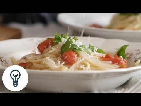 Martha Stewart's One-Pan Pasta Recipe on Food52