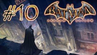 Прохождение Batman Arkham Asylum Серия 10 ''Два гиганта''
