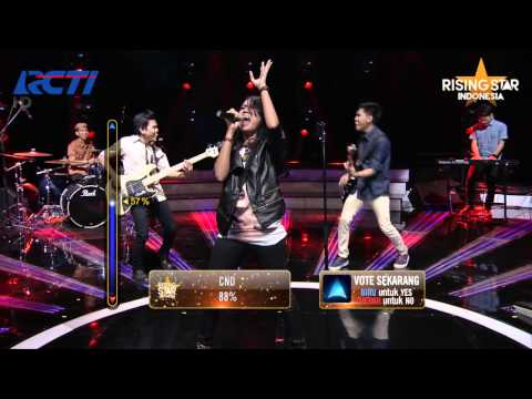 "Gzella ""Everybody's Changing"" Keane - Rising Star Indonesia Final Duels 2 Eps. 14"