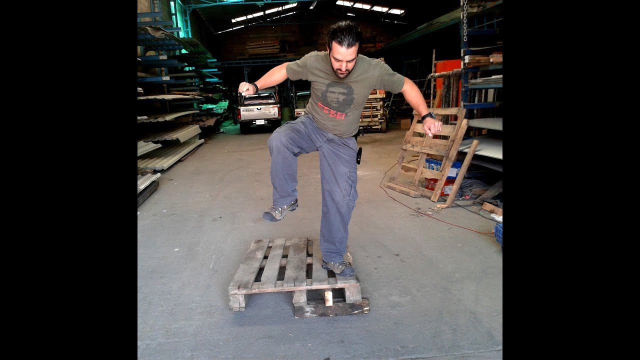 Recycled Pallet How To Dismantle A Wooden Pallet Without