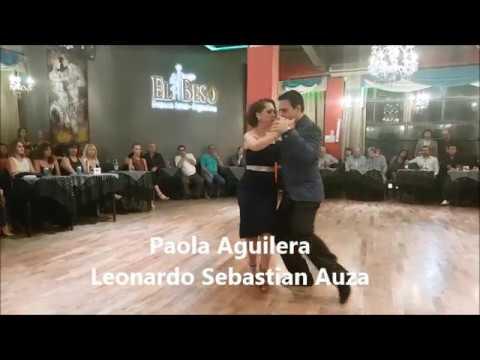 Milonga de los Domingos - 22/04/2019 - Paola Aguilera y Leonardo Sebastian Auza / 3 de 3