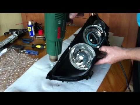 Bmw 5 Series E39 00 03 Angel Eye Headlight Adjusters