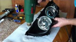 BMW 5 SERIES E39 00-03 ANGEL EYE HEADLIGHT ADJUSTERS REPAIR